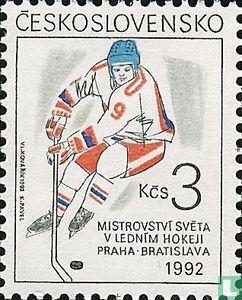 Czechoslovakia - WORLD CUP ice hockey