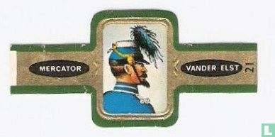 Mercator - Cavalerie legere Hussards