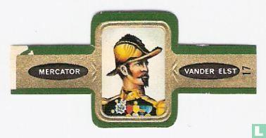 Mercator - General de Brigade