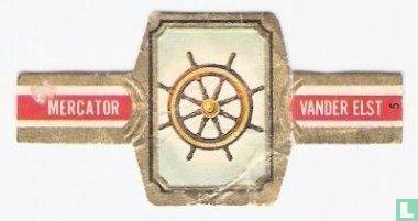 Mercator - Stuurrad