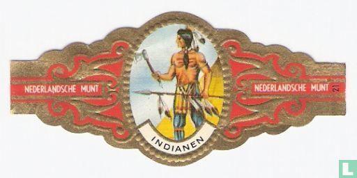 Nederlandsche Munt - Navaho - krijger