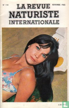 La revue naturiste internationale 118 - Image 1