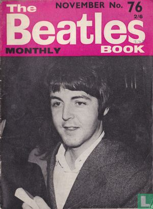 The Beatles Book 76 - Image 1