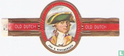 Old Dutch - Jan v. Kinsbergen