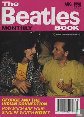 The Beatles Book 08
