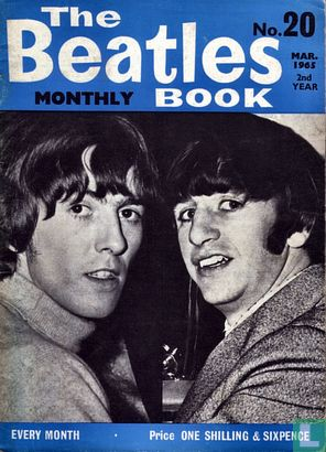 The Beatles Book 20