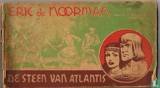 Eric de Noorman - De steen van Atlantis