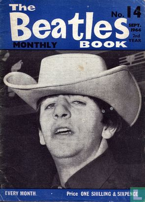 The Beatles Book 14