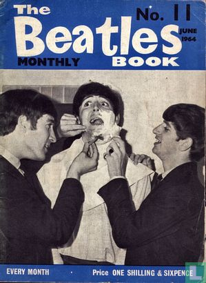 The Beatles Book 11
