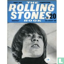Rolling Stones Monthly Book 20