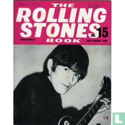 Rolling Stones Monthly Book 15