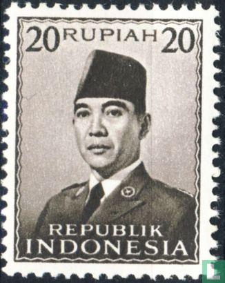 Indonesia [IDN] - President Sukarno