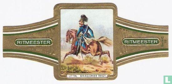 Ritmeester - Litthauisches Dragoner Regt.