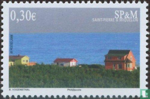 Saint-Pierre en Miquelon - Sfeer