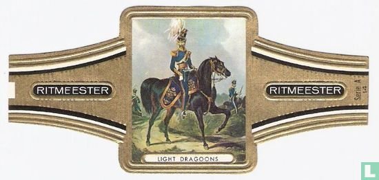 Ritmeester - Light Dragoons