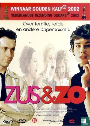 DVD - Zus & Zo