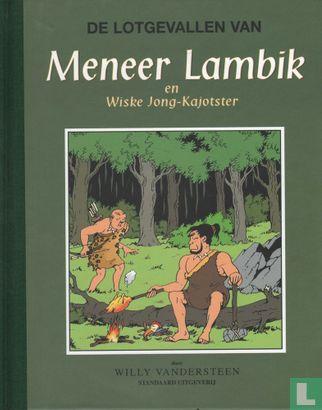 Lambik - De lotgevallen van meneer Lambik en Wiske jong-kajotster