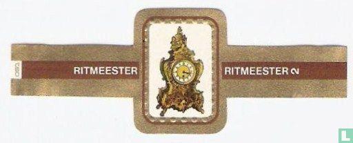 Ritmeester - Franse pendule  ± 1825
