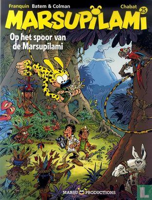 Marsupilami - Op het spoor van de Marsupilami