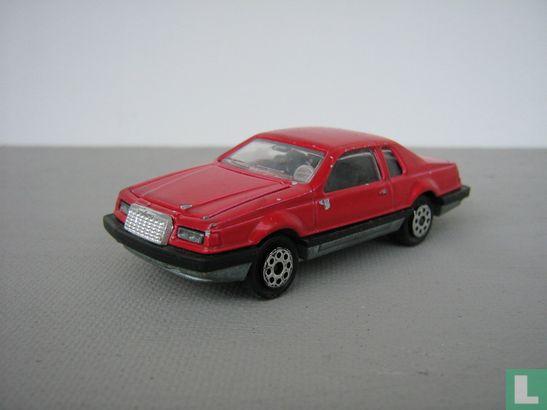 Majorette - Ford Thunderbird