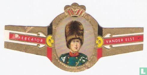 Mercator - Prins Albert in uniform van Grenadier