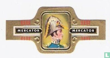 Mercator - Frankrijk Divisie generaal