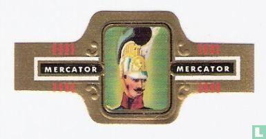 Mercator - Nederlanden 3de Karabiniers