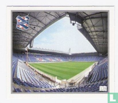Albert Heijn - SC Heerenveen: Stadion