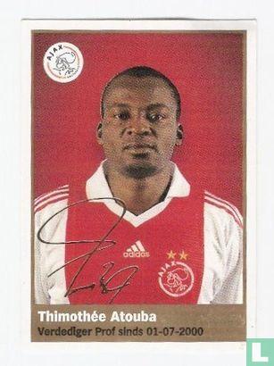Albert Heijn - Thimothée Atouba