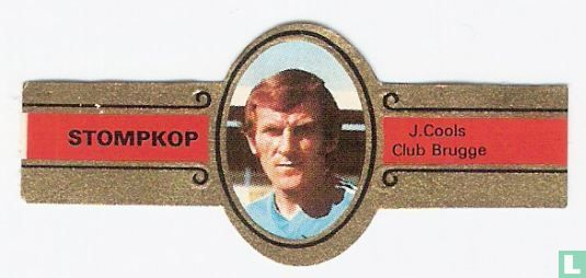 Stompkop - J. Cools - Club Brugge