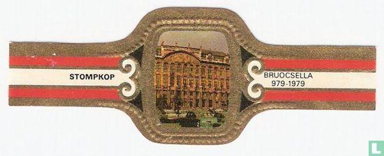 Stompkop - Huis der Brabantse Hertogen