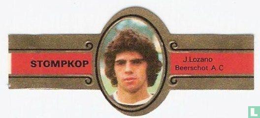 Stompkop - J. Lozano - Beerschot A.C.