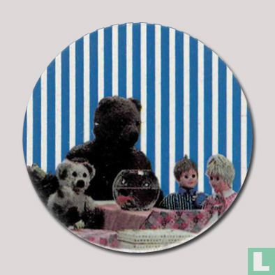 Nounours, Nicolas, Pimprenelle, Oscar - Afbeelding 1