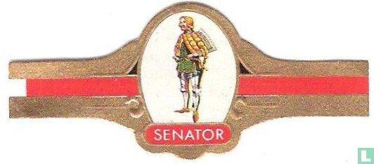 Senator (Mignot & De Block) - Duitse ridder 1376