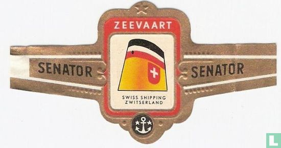 Senator (Mignot & De Block) - Swiss. Shipping - Zwitserland