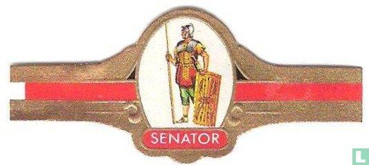 Senator (Mignot & De Block) - Romeinse soldaat ± 100 v. Chr.