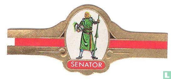 Senator (Mignot & De Block) - Engeland Ridder ± 1200