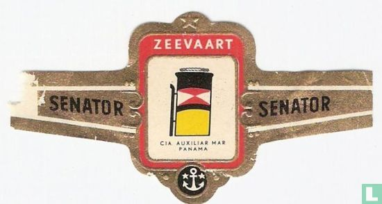 Senator (Mignot & De Block) - Cia. Auxiliar Mar. - Panama