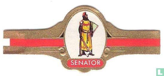 Senator (Mignot & De Block) - Engelse krijgsman ± 1150