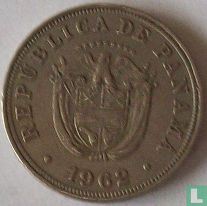 Panama - Panama 5 centésimos 1962