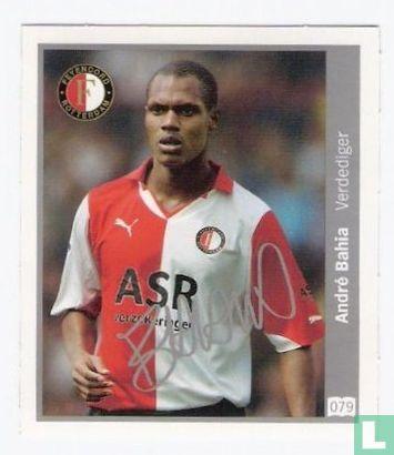 Albert Heijn - Feyenoord: André Bahia