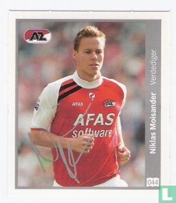 Albert Heijn - AZ: Niklas Moisander