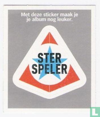 Albert Heijn - Album sticker 4