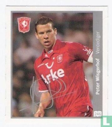 Albert Heijn - FC Twente: Peter Wisgerhof
