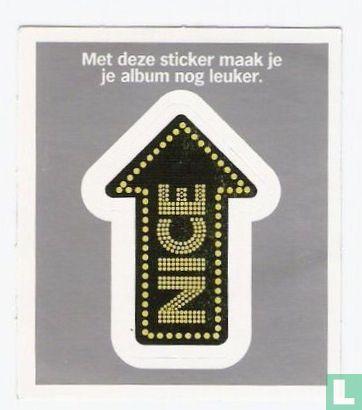 Albert Heijn - Album sticker 12