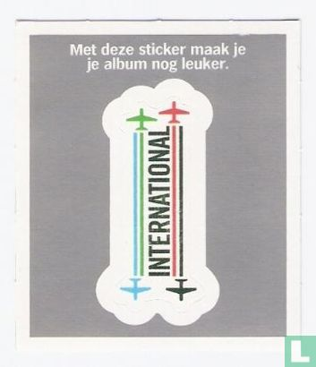 Albert Heijn - Album sticker 17