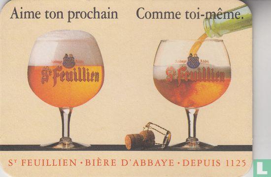 België - Aime ton prochain Comme toi-même.