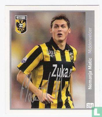 Albert Heijn - Vitesse: Nemanja Matic