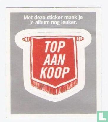 Albert Heijn - Album sticker 23