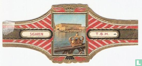 T.S.H. (Tobacco Service Holland, T.S.H. Hippo...) - Oostenrijkse / Zweedse dynastie 3